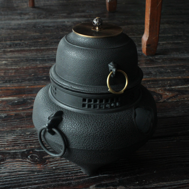 Gusseisen Teekanne Set Japanischen Teekanne Tetsubin Wasserkocher ...