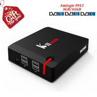 Mecool Kiii Pro Android TV Box Android 7 1 Amlogic S912 Octa Core 3gb DDR4 Ram