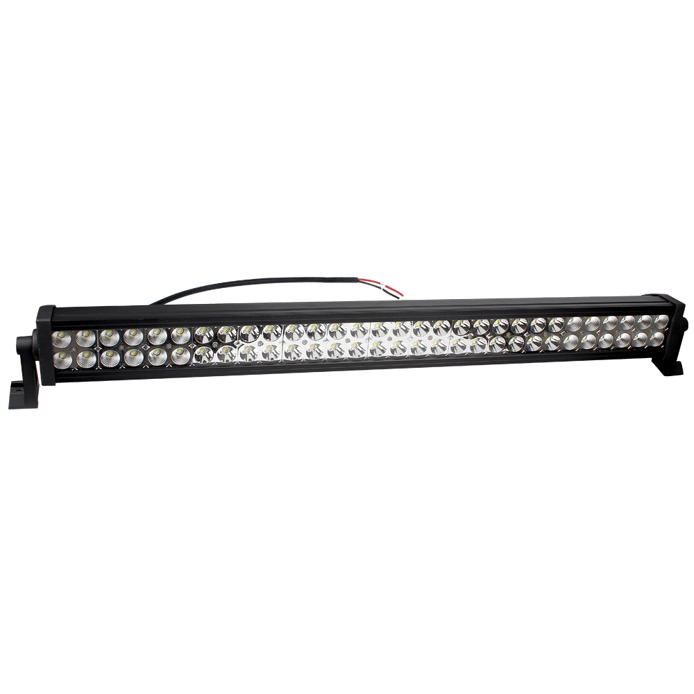 180W Combo Beam LED Work Light Bar for Offroad ATV Truck Trailer Boat 60 LEDs Flood Spot light Car Styling popular led light bar spot flood combo beam offroad light 12v 24v work lamp for atv suv 4wd 4x4 boating hunting