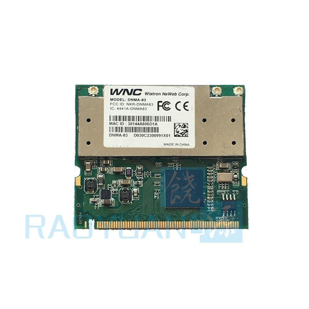 NEW Atheros AR9160 DNMA-83 Mini PCI 300Mbps 802.11a/b/g/n Wireless WLAN Wifi Card