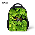 New Arrival Little Kids Satchel Bags Green 6 Style Toddler Student School Bags Baby Boy 12 Inch Backpack Animal Design Sac a Dos