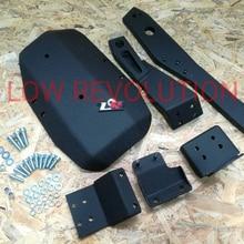 JB64/74 Jimny полный шасси защитные накладки внедорожных автомобилей Аксессуары для укладки