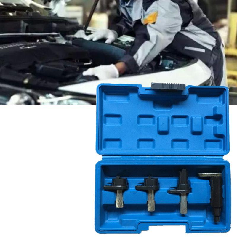 Купить с кэшбэком Engine Timing Tool Setting Locking Tool Set Kit Camshaft Crankshaft Timing Tools For Vag Vw Skoda Polo Fabia Ibiza Lupo Fox