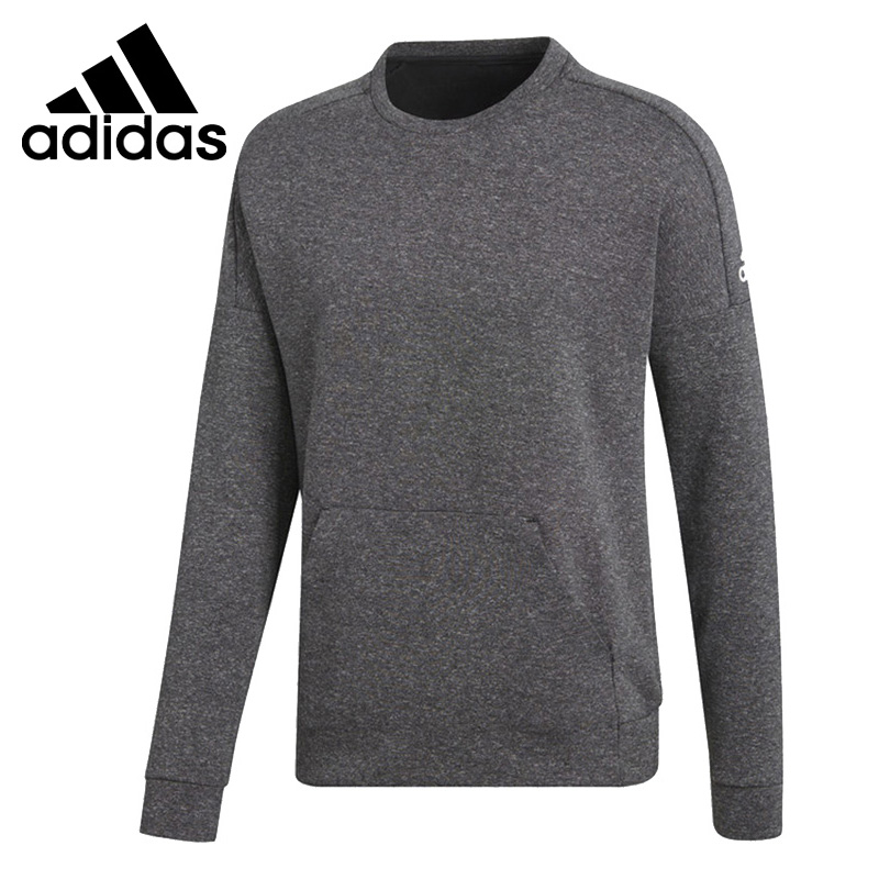 Original New Arrival 2018 Adidas M ID Stadium Cr Men's Pullover Jerseys Sportswear брюки спортивные мужские adidas m id stadium pt цвет синий cg2093 размер xxl 60 62