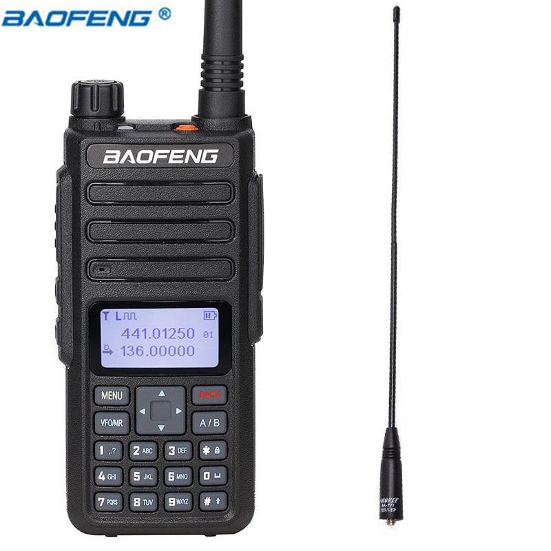 2019 Baofeng DM 860 Walkie Talkie Dual time DMR Tier1 Tier2 Tier II Dual time slot