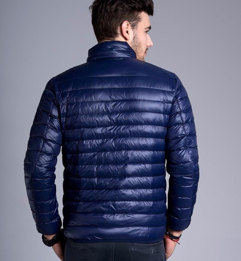 Men casual warm Jackets solid thin breathable Winter Jacket Mens outwear Coat Lightweight parka Plus size XXXL hombre jaqueta 11
