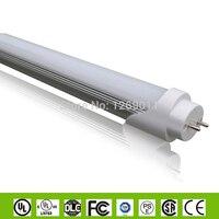 Unvarysam 25ピース/ロットul ce rohsの承認ac100に277ボルトt8 led蛍光管ライト1200センチ18ワット110lm/w