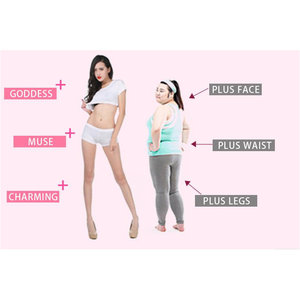 Image 4 - セルライト脂肪バーナー痩身製品アンチセルライトクリーム Parches パラ減量の食事療法の丸薬製品