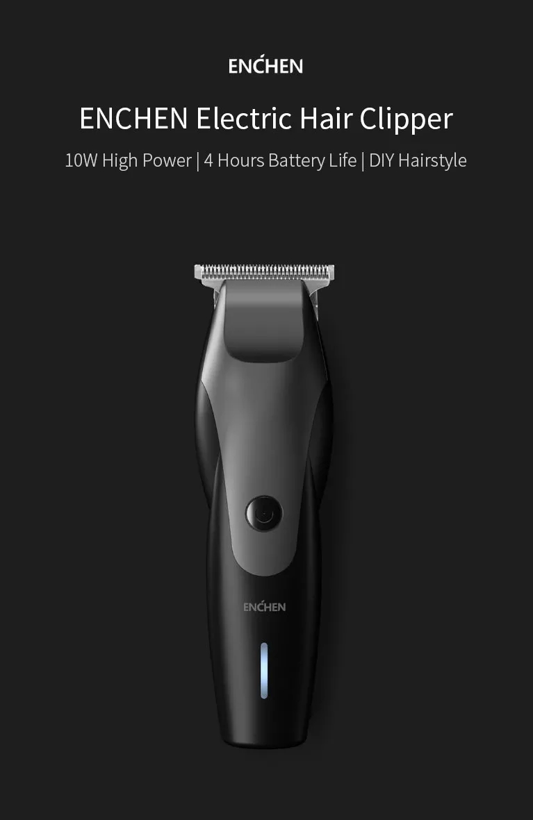 Xiaomi ENCHEN Hummingbird Electric Hair Clipper 5