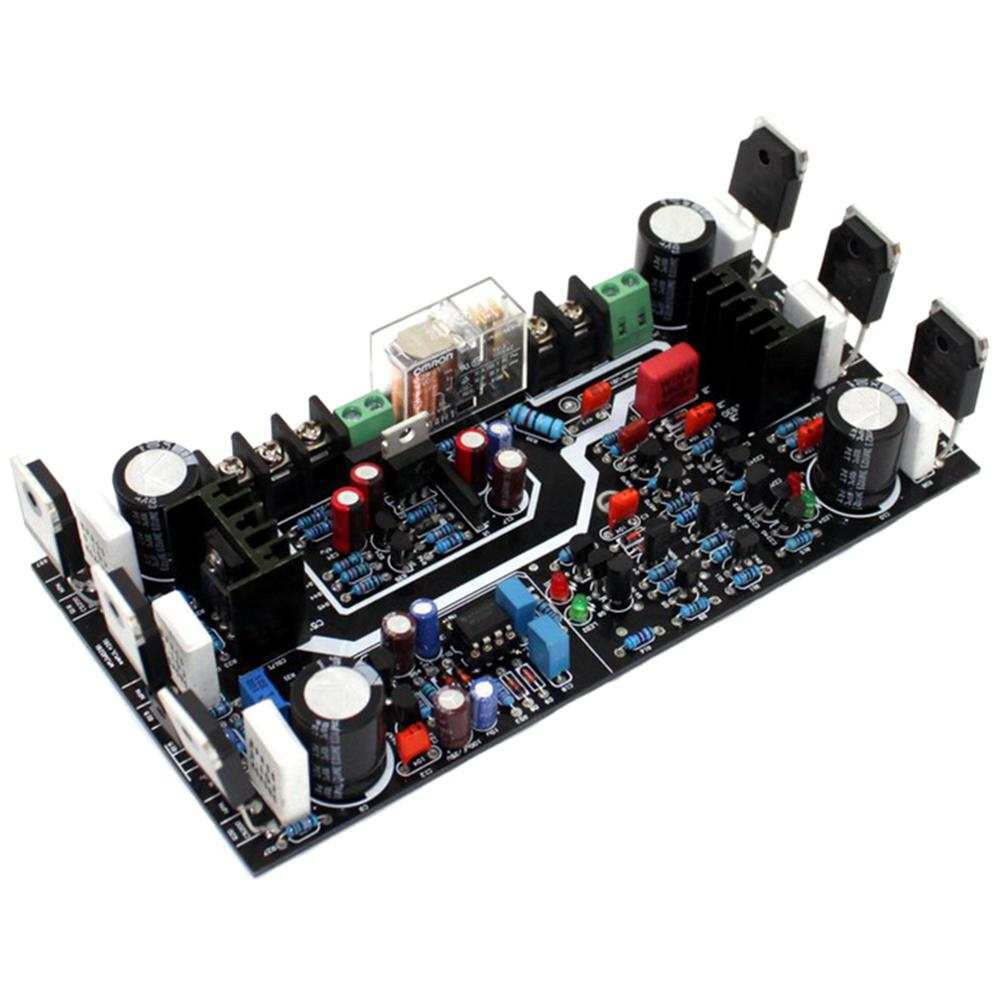 Assembled Marantz MA 9S2 250W NJW0281/NJW0302 2SA1930/2SC5171 With DC Servo Amplifier Board