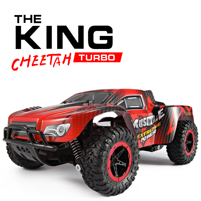 ФОТО 1:16 Car 4CH Hummer RC Off-Road Vehicles 2.4G High Speed SUV RC Car Damping Toy Car Motors Drive Remote Car Model For Children!!