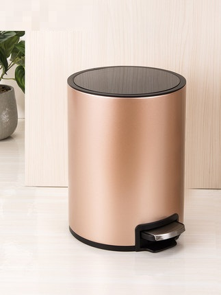 Grande capacité porte placard poubelle cuisine poubelle offre spéciale maison salle de bains cuisine salon mode créative poubelle CanLY85