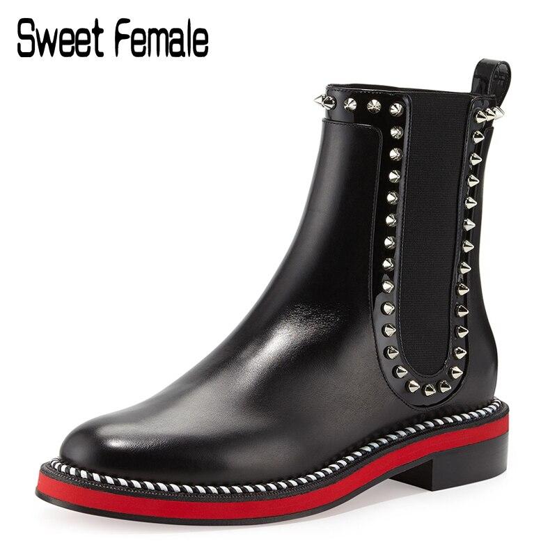 59edeae5da78 Vente en Gros studded boots Galerie - Achetez à des Lots à Petits Prix  studded boots sur Aliexpress.com