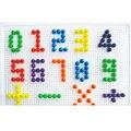 Творческая Мозаика Игрушки Головоломки для Детей Ногтей Фоторобот Puzzle Творческий Мозаика Гриб Ногтей Комплект Puzzle Игрушки