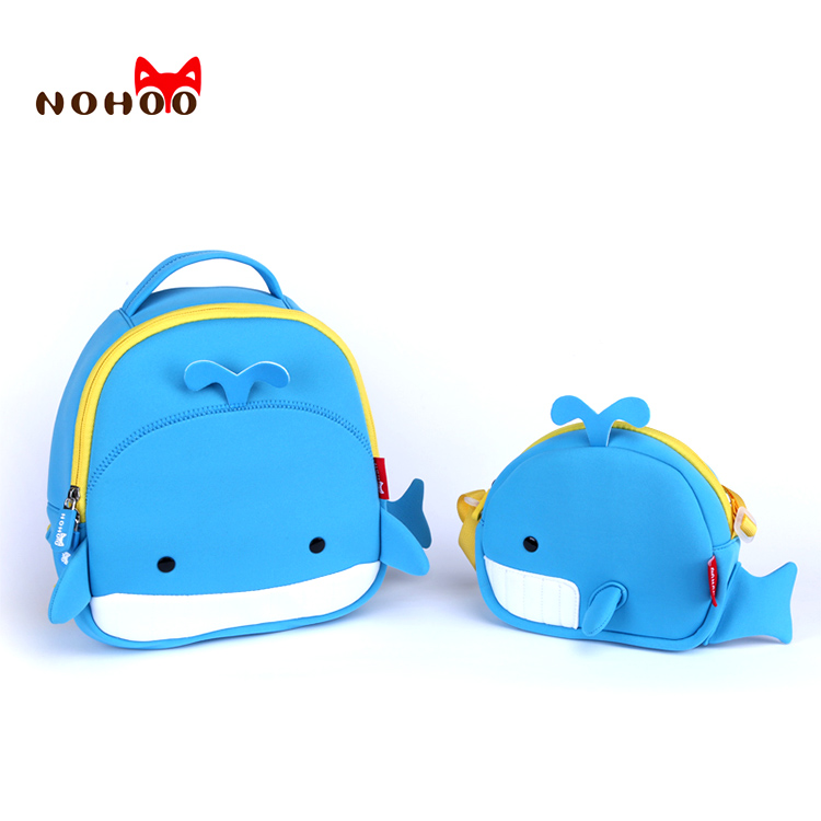 Detail Feedback Questions about NOHOO 3D school bags kids bags for boys  girls school backpack primary school bag school backpack backpack kids  toddler ...