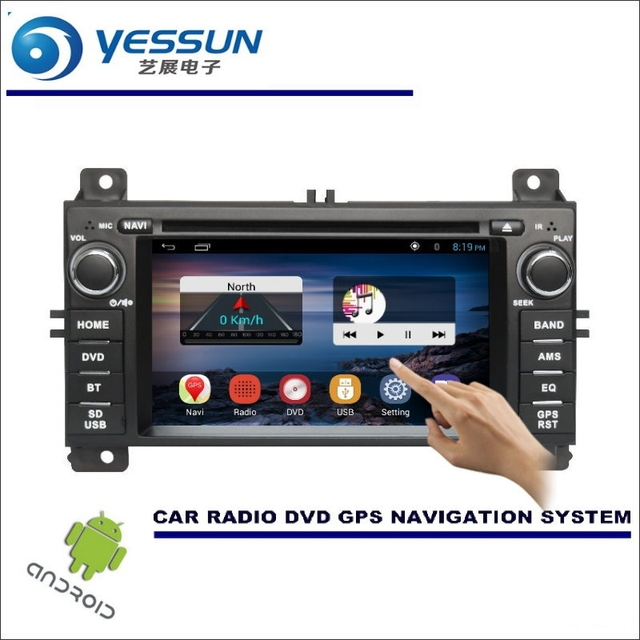 YESSUN For Jeep Grand Cherokee WK2 2011~2017 Car DVD ...