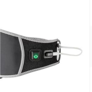 Image 3 - Youpin Originale PMA Cintura Lombare di A10 Trattamento Cintura Grafene febbre, Ultra sottile, Secondo la tecnologia di calore, anti scottature per Linverno