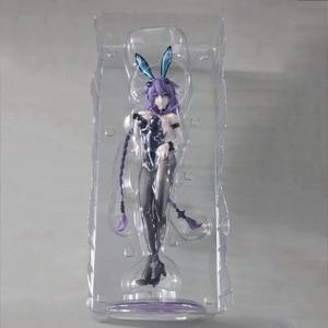 Image 5 - 1 Chiếc Anime Giải Thoát Cho Hyperdimension Neptunia Trái Tim Tím Sao Hải Vương Trái Tim Đen Thỏ Cô Gái Sexy Ver. 1/4 Nhựa Pvc Đồ Chơi Mô Hình