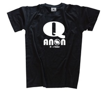 Its Time - Qanon White Rabbit Trump Anonymous Korruption Truth T-Shirt S-3XL Harajuku Tops t shirt Fashion Classic Unique
