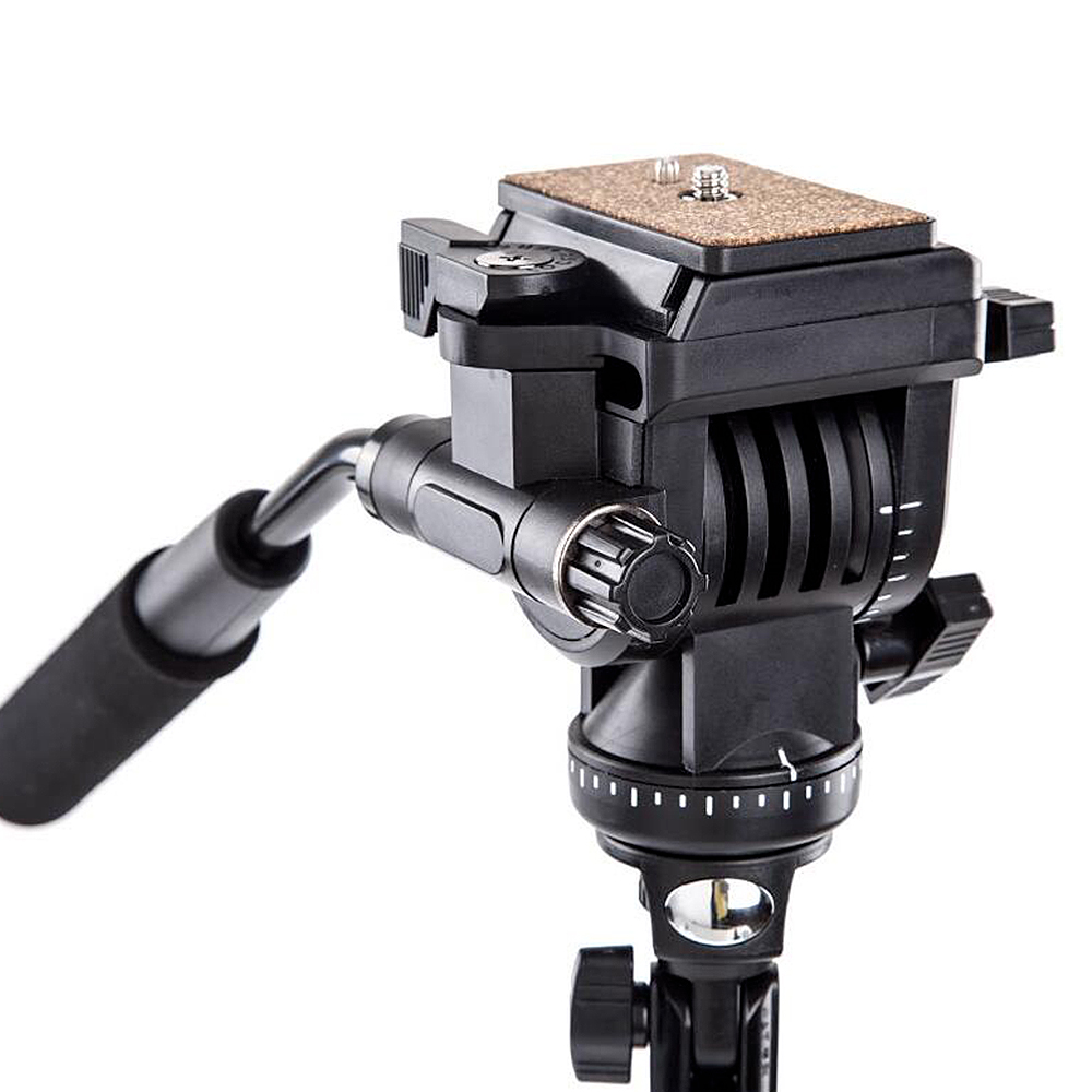 YT 950 Yunteng 950 Professional Photography YUNTENG DSLR Hydraulic pressure Fluid Tripod Head with 1 4