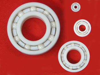 cost performance 6011 Full Ceramic Bearing 55x90x18 Zirconia ZrO2 ball bearing