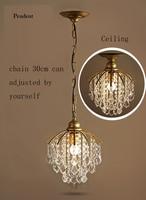Modern K9 Candle Crystal aisle LED Elegant ceiling Lamp Indoor Lighting Restaurant Decoration Celling Corridor Balcony Lamp