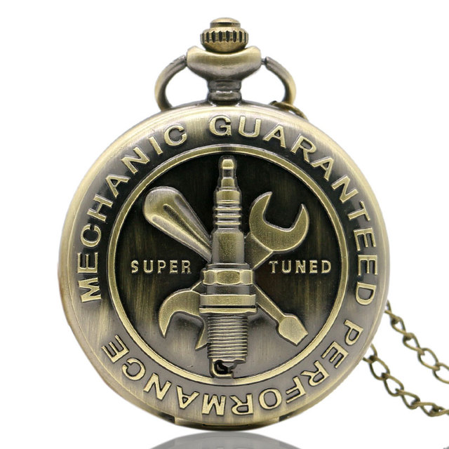 Relogio Feminino Retro Bronze Antique Mechanic Guaranteed Performance Them 3D Su