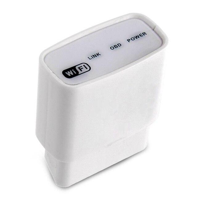 2016 ELM 327 wifi Original Vgate iCar elm327 WIFI OBDII OBD2 car diagnostic tool case for iPhone IOS Android PC iPad Car