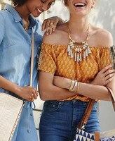 Neue Design Halsband Kunstleder Halskette Übertreibung Kurze Kette Indischen Schmuck Collier Femme Kragen Halskette