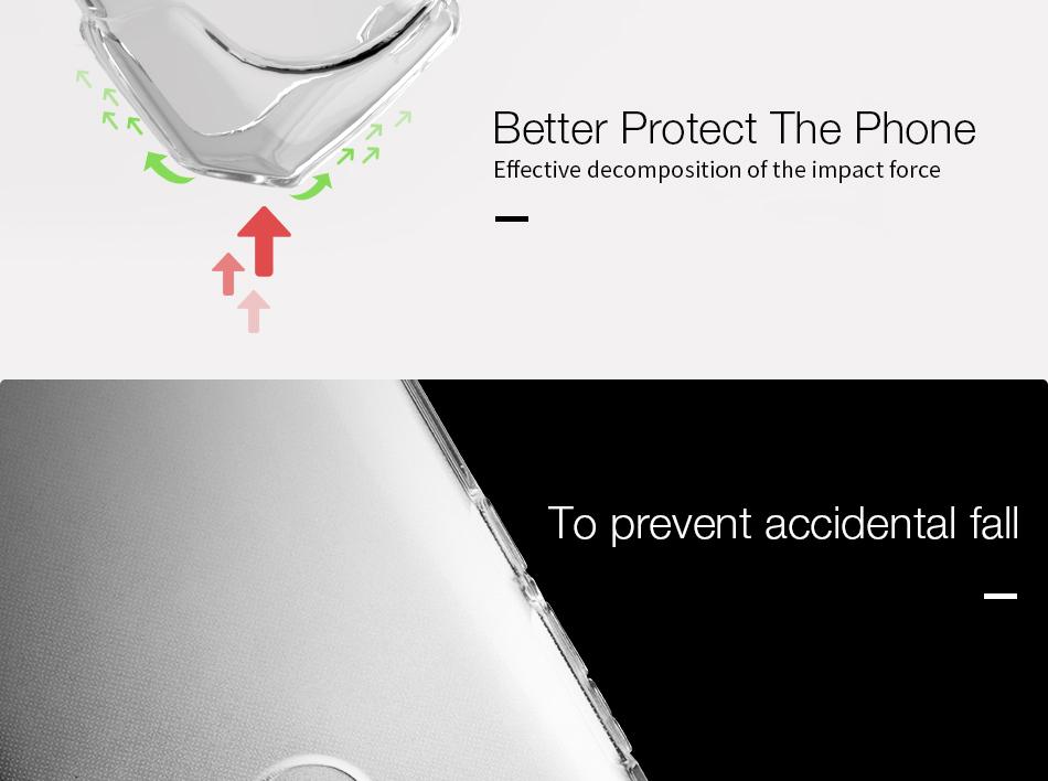 Läbipaistvad ümbrised – Redmi Note 4X
