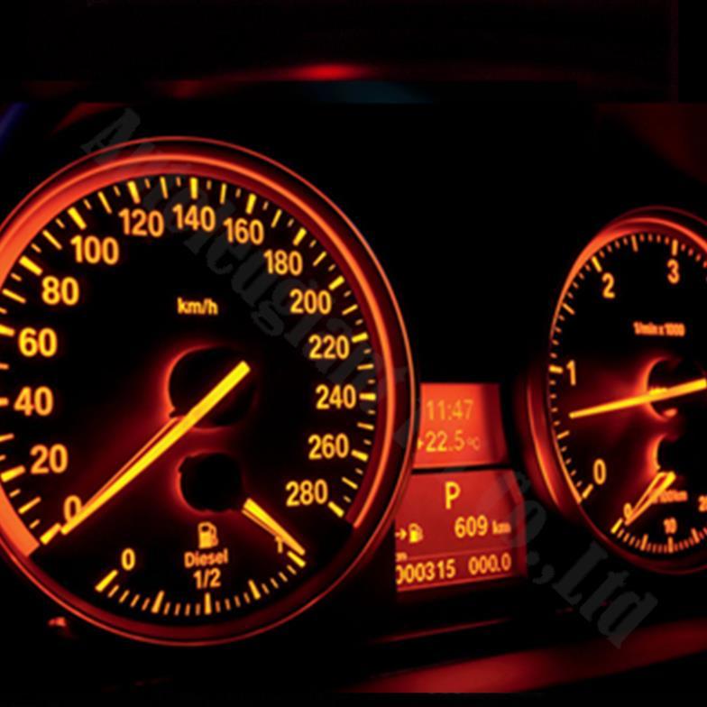 Us 9 92 7colors T5 Led Light Instrument And Gauge Light Dash Led Bulb For Bmw E30 1984 1992 3 Series 325i 318i 325e M3 Blue White Green In Car