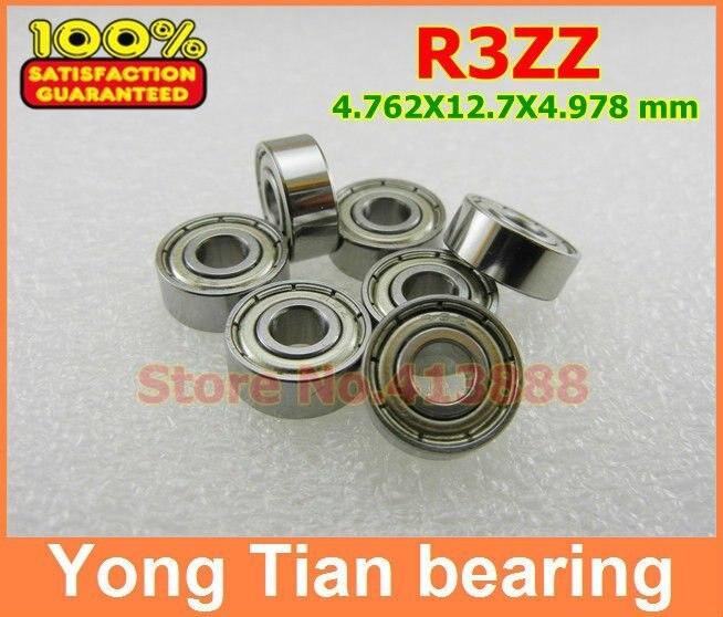 200PCS High Quality ABEC 5 Z2V2 R3ZZ3 16 x1 2 x 0 196 inch 4 762x12