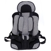 Baby Portable Car Seat Soft Kid Safety Chair With Compact And Reasonable Design Environmental Protection Oxford