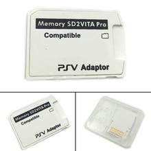 Hobbylan 5,0 SD2VITA для PS Vita карта памяти TF для карта для игры PSVITA psv 1000/2000 адаптер 3,060 система SD Micro SD карта d18