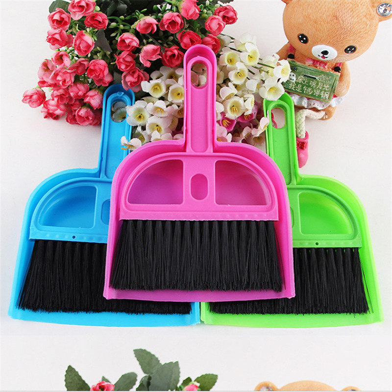 1 Pcs Plastic Pet Dog And Cat Brush And Shovel Combination Dog Poop Scoop Shovel Waste Tray Pet Cleaning Cat Pooper Scooper 翻轉 貓 砂 盆