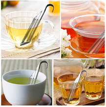Stainless Steel Tea Infuser. Tea Just Right!