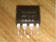10 ШТ. TDA2822 TDA2822M DIP8 DIP IC бесплатная доставка
