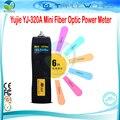 Envío libre mini FTTH Fibra Óptica medidor de potencia YJ-320A (-70 ~ + $ number dbm)