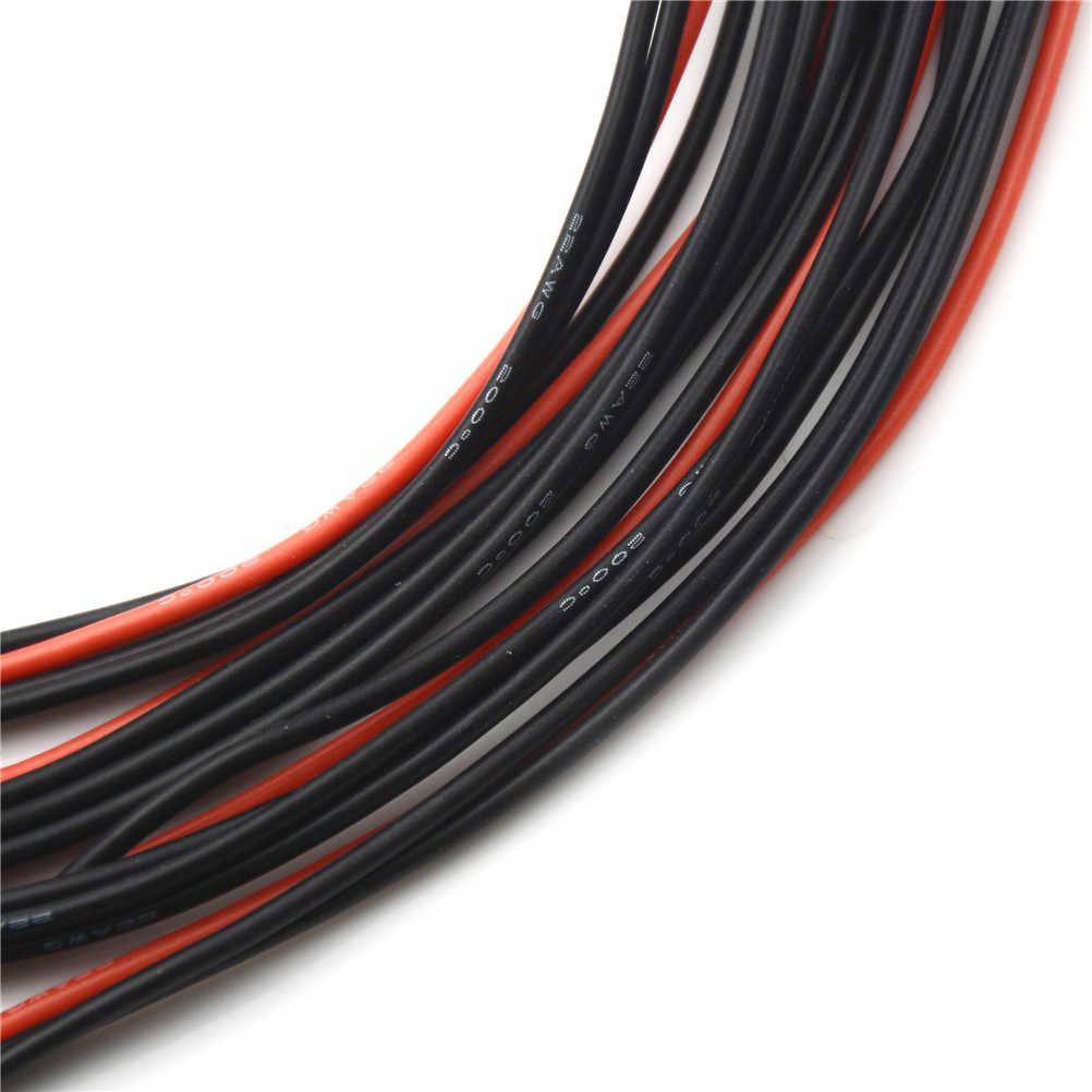 200MM 2S 3S 4S 5S 6S1P Cable cargador de equilibrio 22 AWG Cable de silicona 600V conector con Cable al por mayor