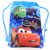 1pcs High Quality Disney Cars Theme Drawstring Bags Kid Cotton Travel Pouch Storage Clothes Shoes Bags School Portable Backpack