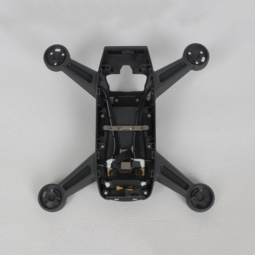 lowest price DJI Original Spark Middle Frame Body Shell Case Quick Repair Replacement Parts Semi-Finished for DJI SPARK Drone Accessories Kit
