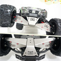 Stainless Steel HD chassis shield Skid plate Kit Armor Suspension Arm Protection for ARRMA NERO