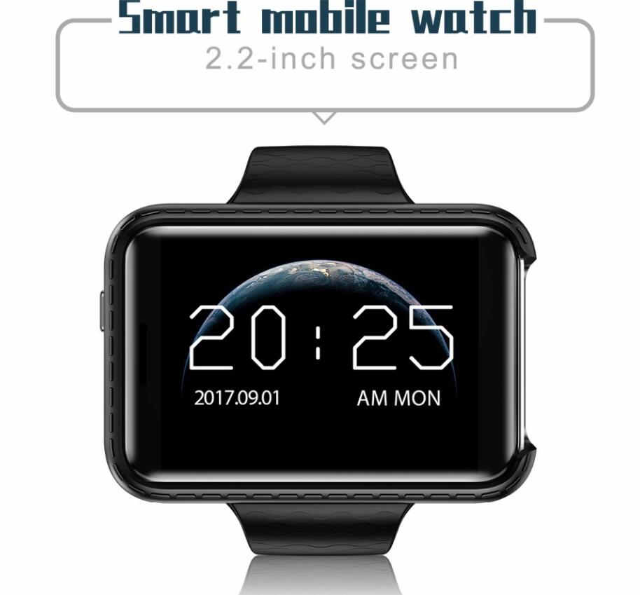 I5S Bluetooth Smart Watch It is a cell phone/a pedometer/a watch/a calculator/sleeping monitoring 720 HD camera mp3 player Smart-in HiFi Players from Consumer Electronics    1