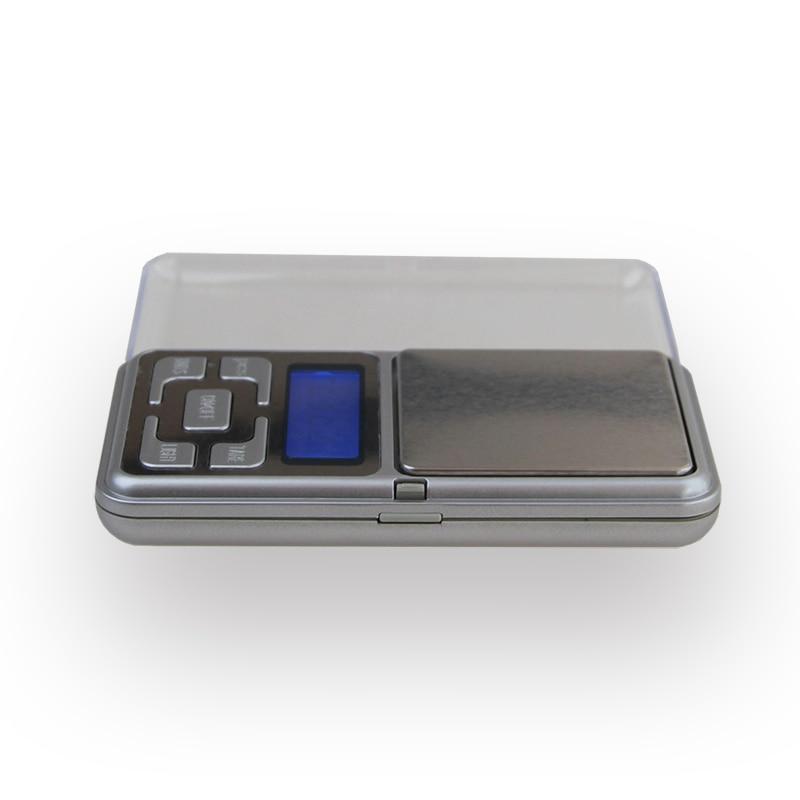 200g x 0,01 g Mini precyzyjne wagi cyfrowe do biżuterii srebrnej w - Przyrządy pomiarowe - Zdjęcie 3