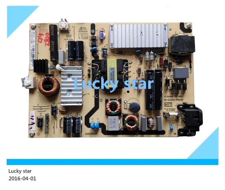 Original L48F1600E D42E161 D48E167 power supply board 40-EL4216-PWC1XG good working 81 el421c7 pl200aa 40 el4216 pwf1xg new led power board