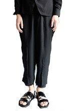 New 2017 Men's clothing Original custom size broken hole casual nine point pants tide Designer
