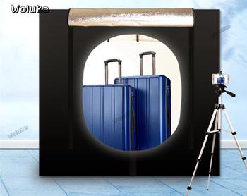Led Stills do robienia zdjęć wypełnij 100cm Studio duża fotografia flexo box lampa fotograficzna fotografia garnitury CD50 T13 tanie i dobre opinie woluka