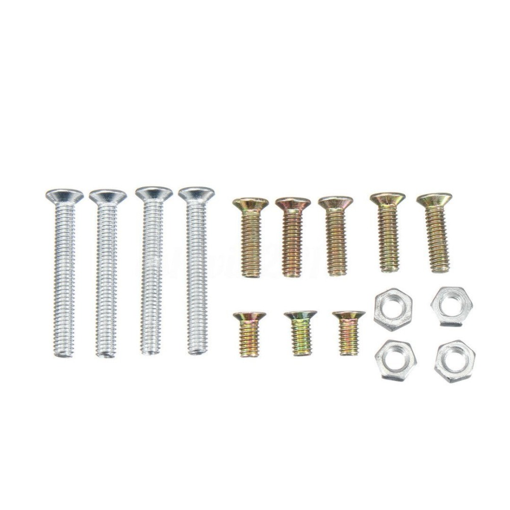 Купить с кэшбэком Router Table Insert Plate Aluminum Router Table Insert Plate with 4 Rings and Screws for Woodworking Benches Wood Trimmer Plate