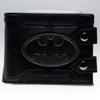 Кошелек Бэтмен с металлической вставкой 1