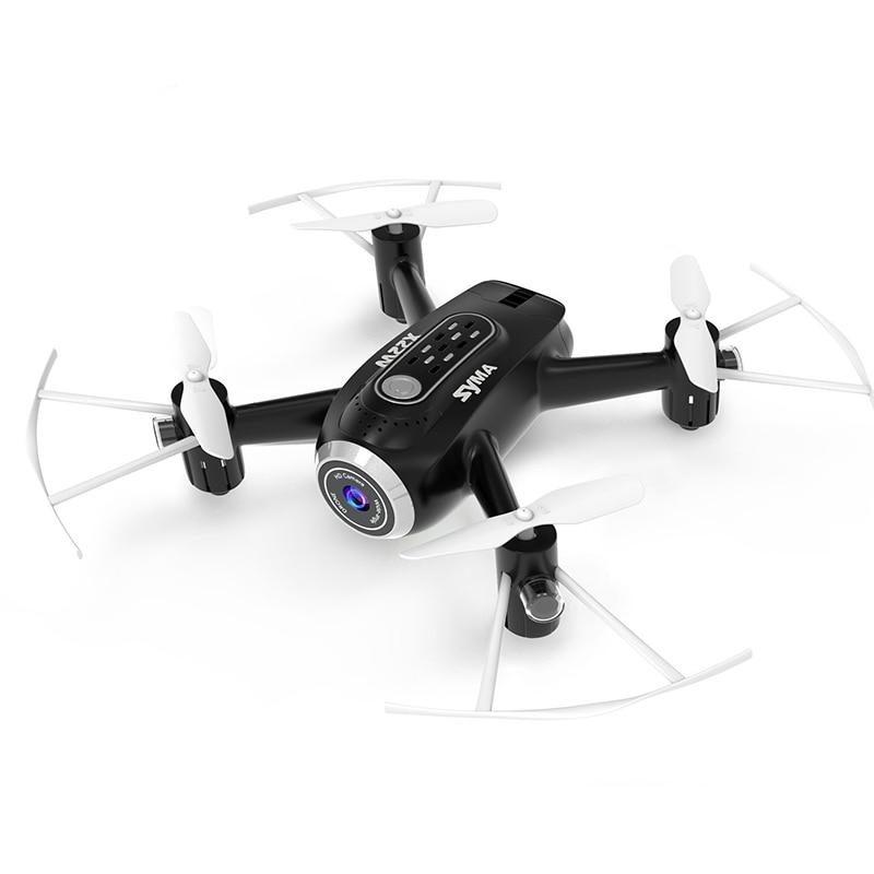 Syma X22W FPV Drone 2.4Ghz 4CH APP Control Gyro WIFI RC Quadcopter w / HD Camera syma x22w fpv drone 2 4ghz 4ch app control gyro wifi rc quadcopter w hd camera black